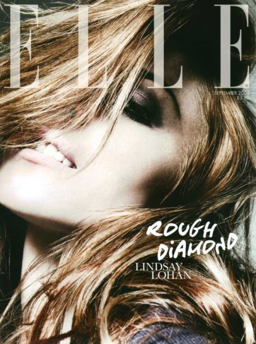 Lindsay Lohan Subscriber Cover