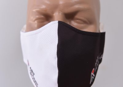 Face Mask Black and White AAP96