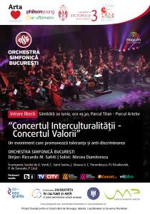 Concertul Interculturalității - Concertul Valorii