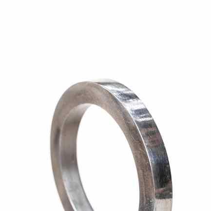 pulsera cuadrada aluminio