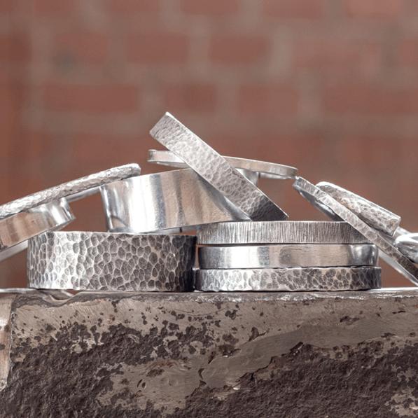 joyas de aluminio
