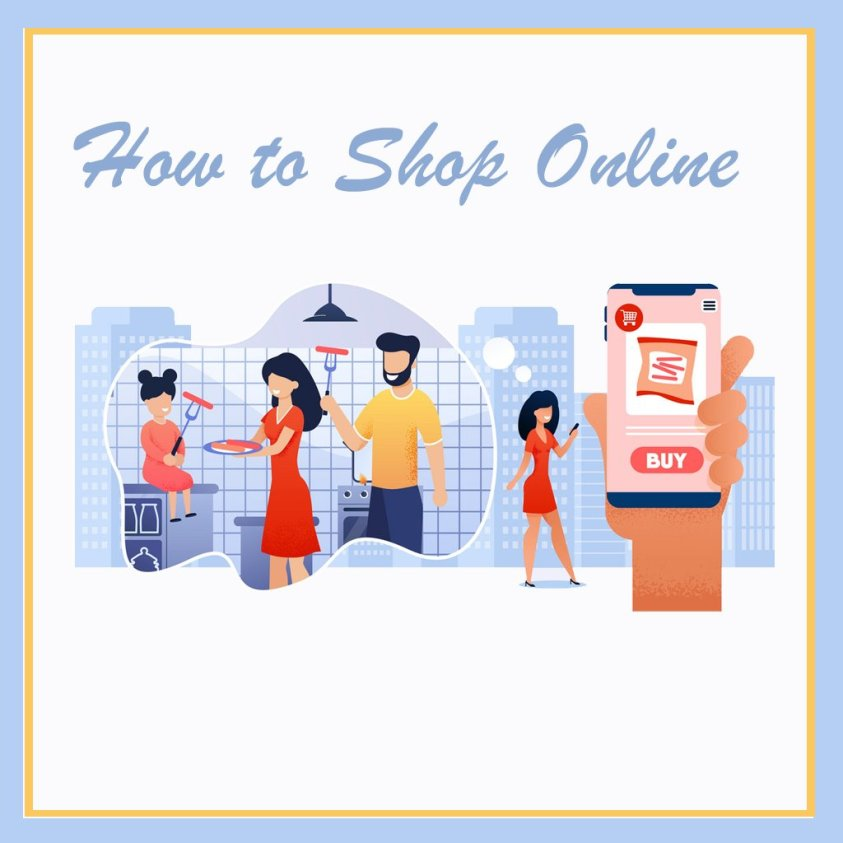 How to do Internet shopping
