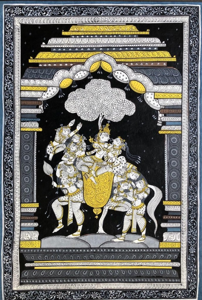 Pattachitra - Oldest and most Popular art forms of Odisha