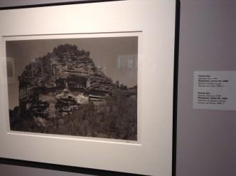 """Kenro Izu, """"Maijishan, China #9,"""" 2000"""
