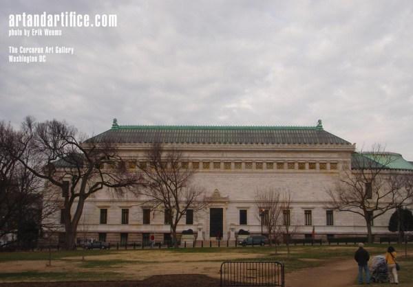 Corcoran Art Museum Washington Dc
