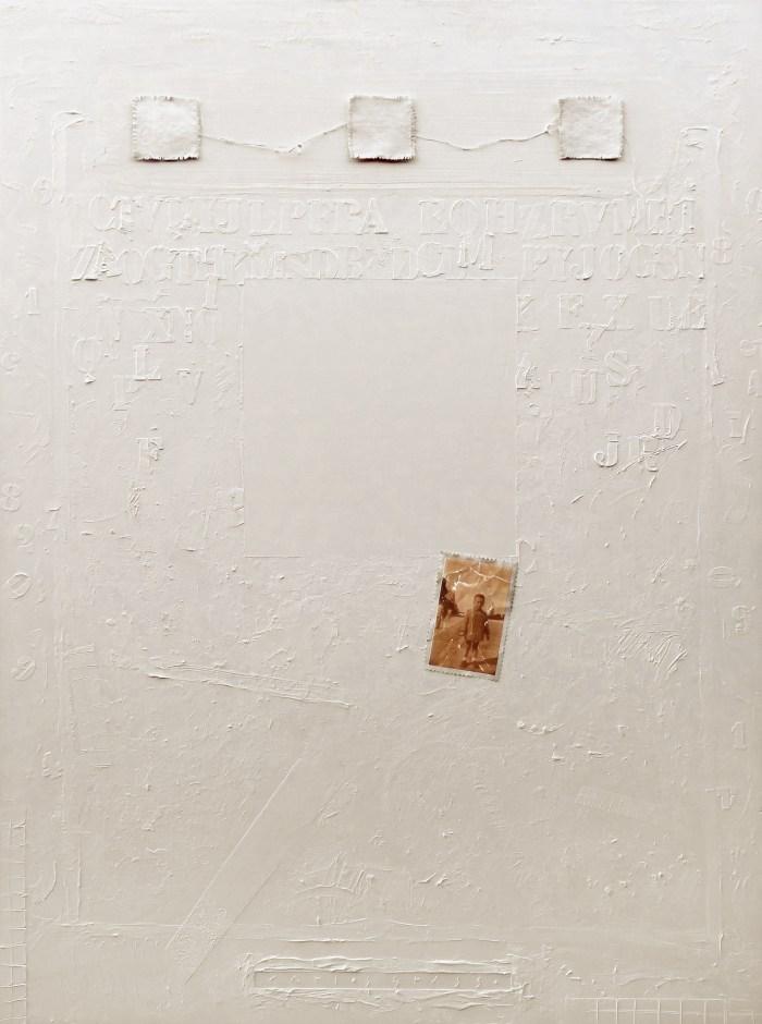 Inner Structure-#2-Self-Portrait