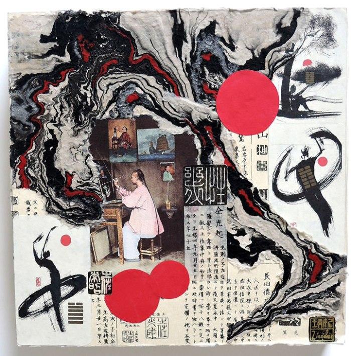"Jeanne Zinniker ""My Past Life"" 2nd Place"