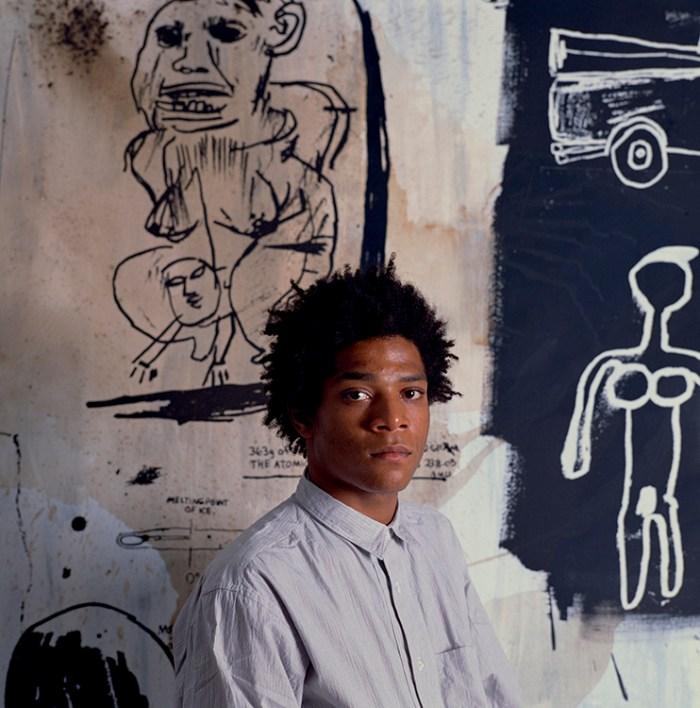 Jean Michel Basquiat by Brad Branson