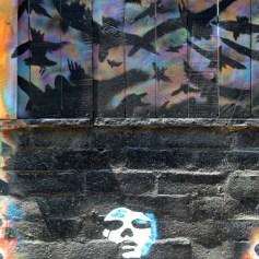 Gabba Alley Art, (Artist_) ©2016 Hidden Hi Fi, Gabba Gallery, Photo credit- JulieFaith, All rights reserved