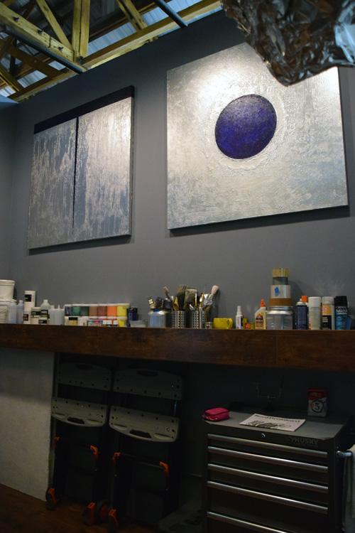 Douglas Felde, Keystone Art Space, Photo Credit Kristine Schomaker