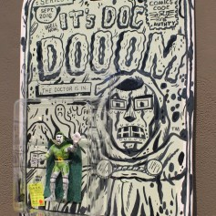 DOOOM (series1), Mark Todd ©2016 Covered, LLDJ Gallery, Photo credit- JulieFaith, All rights reserved