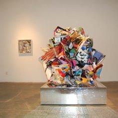 Tm Gratkowski. Paper Delirium. Walter Maciel Gallery. Photo courtesy Walter Maciel Gallery