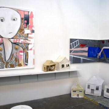 Malka Nedivi. Santa Monica Art Studios. ©2016. Photo credit Kristine Schomaker, All rights reserved