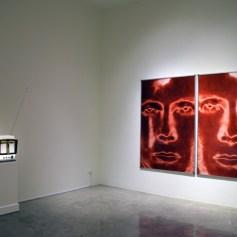 Edward and Nancy Reddin Kienholz - Photo by Kristine Schomaker at L.A. Louver Gallery.