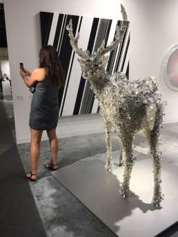 Art Week Miami 2016. Day 5. Photo Credit Joshua Levine, Copyright1972