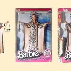 """""""Plastic Religion"""" at La Luz De Jesus """"3 Virgen De Las Mercedes"""" Photo Courtesy of La Luz De Jesus"""