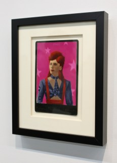 Alex Gross, Ziggy, Corey Helford Gallery Photo credit- JulieFaith ©2017, All rights reserved.