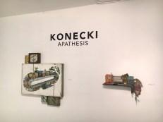 Konecki. Apathesis. Gabba Gallery. Photo Courtesy of Gabba Gallery. Photo Credit Elena Jacobson.