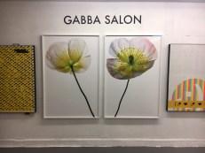 Gabba Salon. Gabba Gallery. Photo Courtesy of Gabba Gallery. Photo Credit Elena Jacobson.