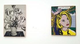 Roy Lichtenstein. The Broad. Photo Credit Kristine Schomaker
