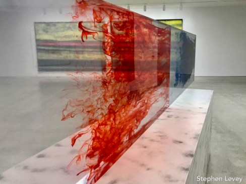 Sterling Ruby. The Marciano Art Foundation. Photo Credit Stephen Levey.