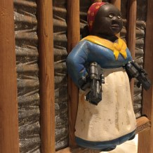 Betye Saar: Keeping it Clean. Craft and Folk Art Museum. Photo Credit Shana Nys Dambrot.
