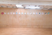 Eve Wood. The Artists' Prison. Photo Courtesy of Ochi Projects.