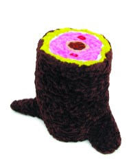 """Human Stump pipe cleaners 16"""" x 9"""" x 14"""" 2017. Don Procella. Everything Must Go. Noysky Projects. Photo Courtesy of Noysky Projects."""