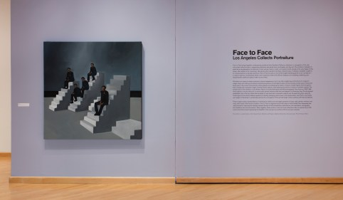 Face to Face: Los Angeles Collects Portraiture. Photo Courtesy of the California African American Museum.