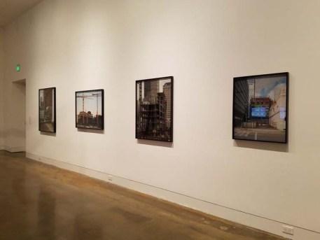 "Alex Slade. California-Pacific Triennial, ""Building as Ever,"" curated by Cassandra Coblentz, at the Orange County Museum of Art, Newport Beach, California. Photo Credit Kristine Schomaker."