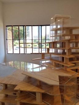 "Cesar Cornejo. California-Pacific Triennial, ""Building as Ever,"" curated by Cassandra Coblentz, at the Orange County Museum of Art, Newport Beach, California. Photo Credit Kristine Schomaker."