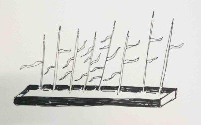 Eliu Almonte. Drawing Desing