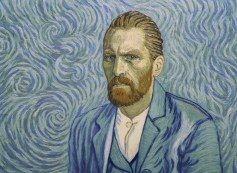 Vincent (Robert Gulaczyk) in colour. Photo Courtesy of the Loving Vincent Production Team.