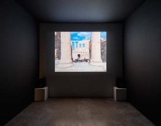 William E. Jones, July 15 - August 26, 2017, David Kordansky Gallery, Los Angeles, CA, Installation view. Photography: Lee Thompson. Courtesy of David Kordansky Gallery, Los Angeles, CA