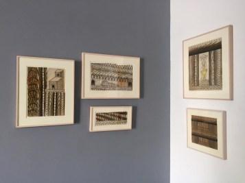 Martin Ramirez. Robert Berman Gallery. Photo Credit Shana Nys Dambrot.