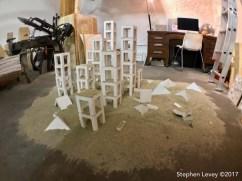 Duncan Niederlitz. Keystone Open Studio - Fall 2017. Photo Credit Stephen Levey