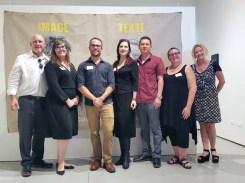 CSUN Arts Alumni Board. Beautiful Parts. CSUN Art Gallery. Photo Credit Kristine Schomaker