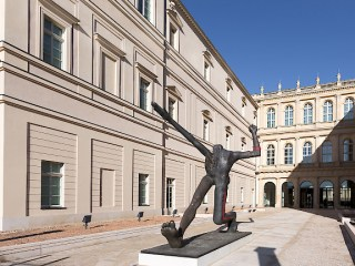 Rear view of the Museum Barberini © Museum Barberini