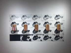 Jesse Parrott, Untitled 1, MFA Biennial, Brea Gallery; Photo courtesy of the gallery