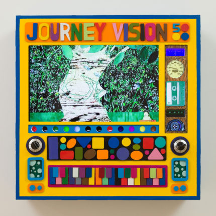 Joo Young Choi, Journey Vision 5000 Pangolorian Edition, Shulamit Nazarian. Photo courtesy of the gallery.