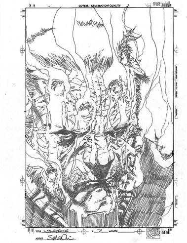 Mark Millar, Steve McNiven - Wolverine