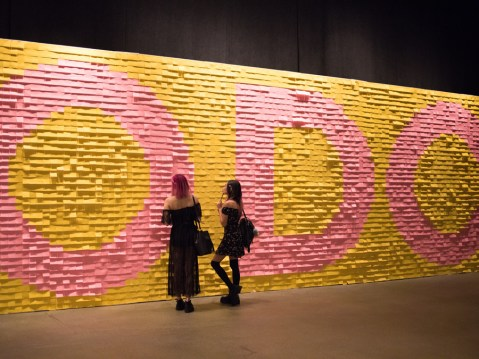 To Do. Wonderspaces: With Creative License. Photo Credit Anne Vetter