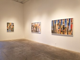 Paul Anthony Smith at Luis De Jesus Los Angeles. Photo credit: Kristine Schomaker.