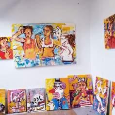 Greg Kessler Brooklyn, New York gregkesslerstudio.com