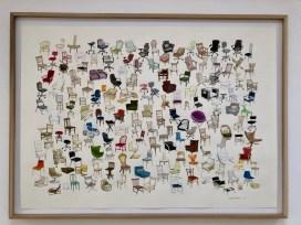 "Kiel Johnson, ""Prepping for the Edge"", Kopeikin Gallery; Photo credit: Shana Nys Dambrot"