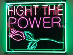 Patrick Martinez. Protest, Noun; Torrance Art Museum; Photo credit Genie Davis