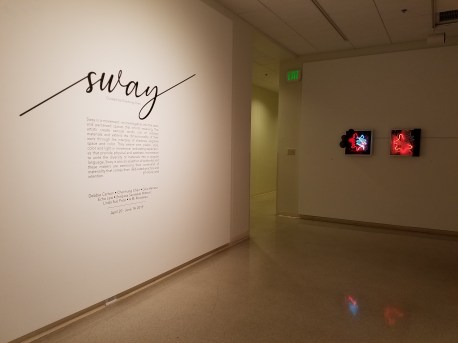 Linda Sue Price, Sway, Brand Library & Art Center; Photo Credit Kristine Schomaker