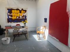 Claremont Graduate University MFA Open Studios. Dianne Dillingham. Photo credit: Chelsea Boxwell.