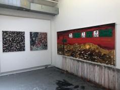 Claremont Graduate University MFA Open Studios. Patricia Chow . Photo credit: Chelsea Boxwell.