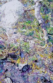 Rebecca Hamm, Rock Stream; Image courtesy of the artist